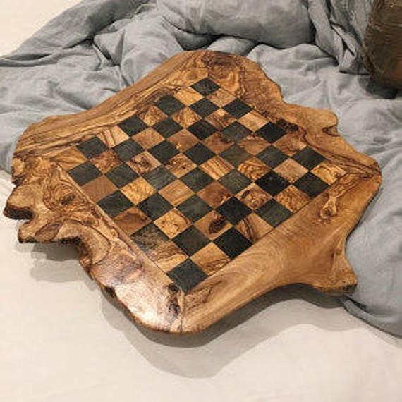 Saint patrick easter gift birthday gift mom dad wife gift saint patrick easter gift birthday gift mom dad wife gift olive wood rustic chess set board 20 boyfriend girlfriend gifts daddy gift negle Images