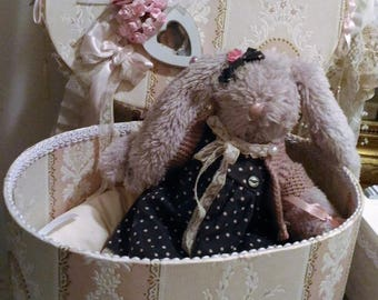 """Box Shabby chic style in the collection """"Childhood memory"""""""