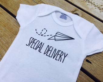 Special Delivery Onesie