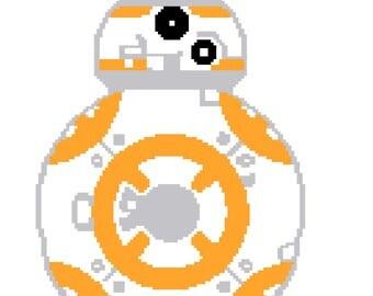 BB8 Droid Digital Crochet Pattern