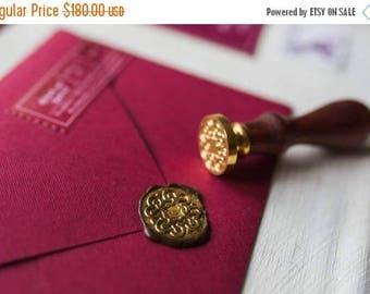 ON SALE 150 Marsala Wedding Invitation Envelopes