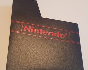NES Logo Dust Cover - Plastic