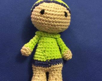 Amigurumi Doll Pattern - so cute!!