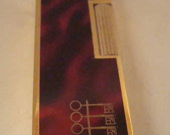 Vintage Penthouse butane lighter, NIB