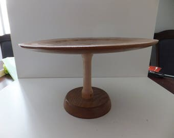 Wooden Cakestand