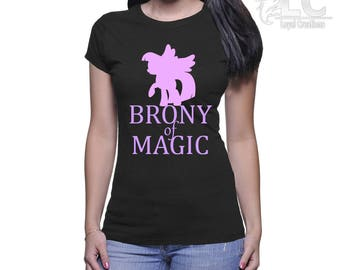 My Little Pony-Brony Twilight Shirt