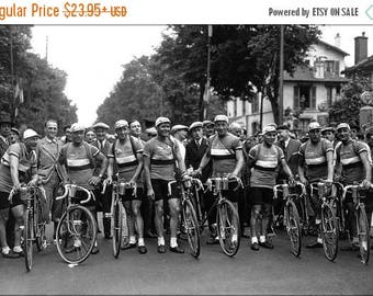 20% Off Sale - Poster, Many Sizes Available; Tour De France 1932, French National Team