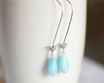 Ice drops - earrings for women