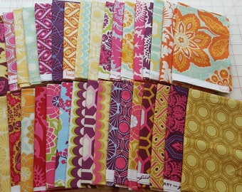 34 Fat Quarter Bundle Heirloom by Joel Dewberry for Free Spirit