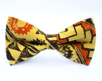 Tribal Bow Tie, Hawaiian Bow Tie, Toddler Bow Tie, Bow Tie for Wedding, Dog Bow Tie, Mens Bow Tie, Boys Bow Tie, Kids Bow Tie, For Him
