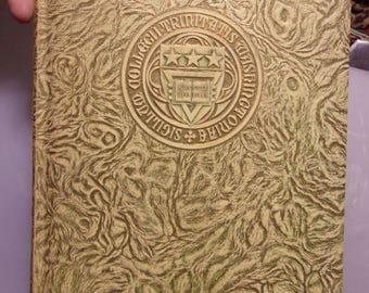 1950 Trinity College Yearbook Trinilogue Volume 40