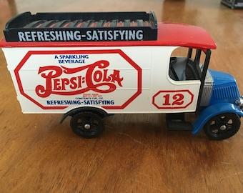 Vintage Corgi Pepsi Truck Advertising made in GT Britain