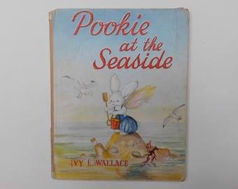 Pookie at the seaside 1960