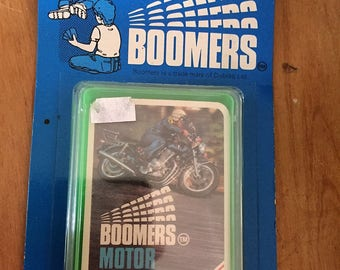 Vintage Boomers Top Trumps No 109 Motor Cycles NEW SEALED