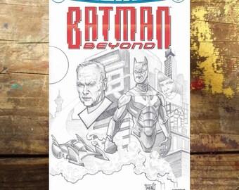 Batman Beyond Burton Style