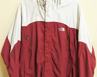 VINTAGE NORTH FACE HyVent Jacket Hiking Outdoor Camping Winter