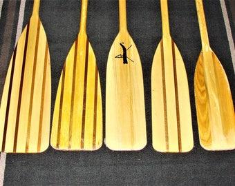 Vintage Canoe Oar Listing Is For One Oar Only