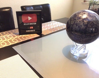 SSWI Custom YouTube Play Button and Real Time Digital Subscriber Counter