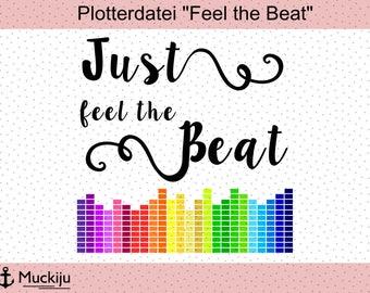 """Feel the Beat"" plotter"