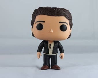 Custom Funko Pop! of Political Animals' TJ Hammond