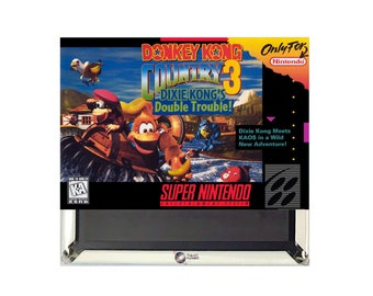 Donkey Kong Country 3 SNES Magnet