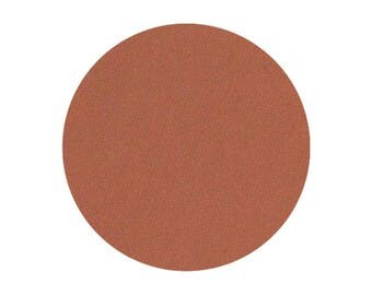 Monterey, 26 mm pan, Pressed Matte Eyeshadow, Medium Red Brown Matte Eyeshadow, Mineral Eyeshadow