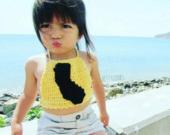 State Crop Tops