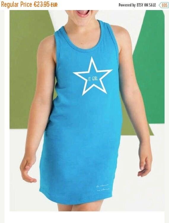 REBAJADO Girl dress STAR IT Girl