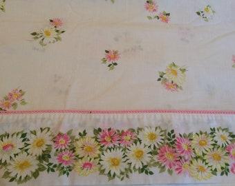 Floral King Flat Sheet