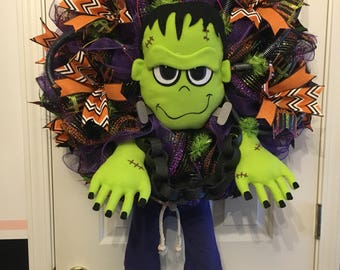 Frankenstein with lights and sound