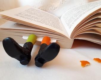 bookmark Pippi Longstocking