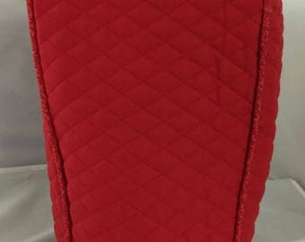 Red Quilted Ninja Cover
