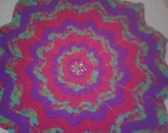 Star shaped blanket perfect for newborn(price is negotiable)