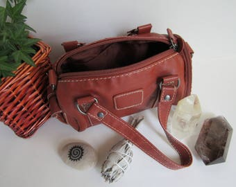Crystal Kit Bag ~ Vegan Leather ~ Medicine Bag