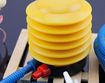 Balloon Pump,Balloon Inflator,Air Fill,Air Inflation,Party Supply,Plastic Pump,Foot Pump,Air Pump
