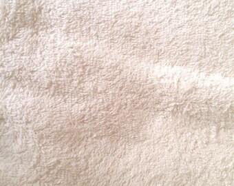 EPONGE COL IVOIRE 100 % Coton