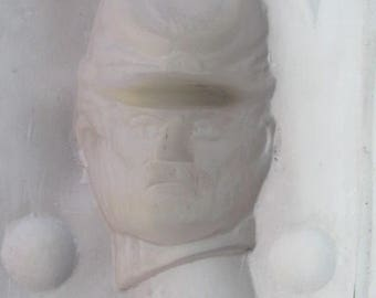 Yozie 389 Yankee Head Ceramic Mold S5