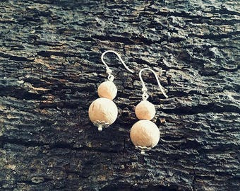 2 Ball Earrings-Jewelry Collection Ball