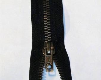 Closure double slider separable 80 cm