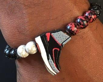 JRDN2 Handmade Wood Bracelet
