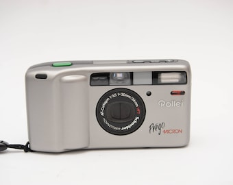 Rollei Micron Ricoh R1 Clone Point and Shoot Camera