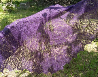Just stunning shawl