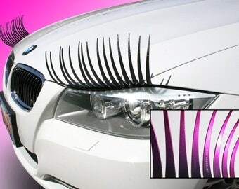 CarLashes OMBRE CANDY PINK