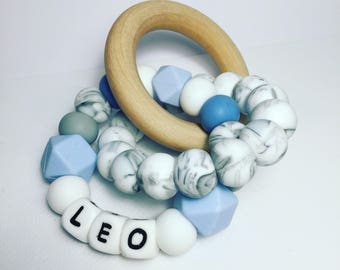 Personalized teether
