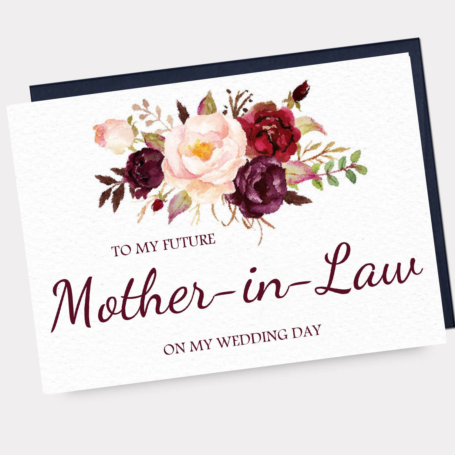 Greeting cards paper paper party supplies to my future mother in law card mother of the bride mother of the m4hsunfo