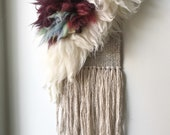 MADE-TO-ORDER // Mini Fluff // Woven Wall Hanging