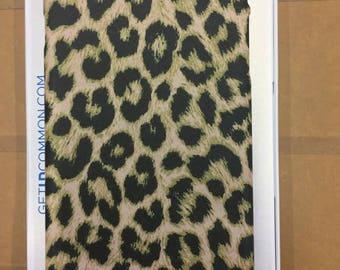 iPhone 7plus matte Leopard case!