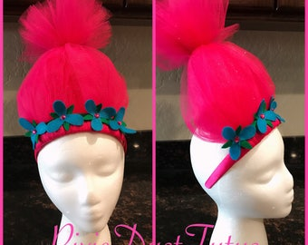 Princess Poppy Headband