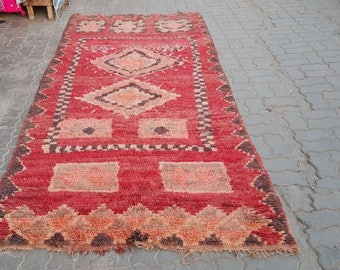 Vintage carpets from  boujaad Berber tribe ,