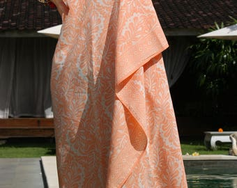 Beach sarongs/Beach towels/Summer Pareos/Beach cangas/Summer wraps/Beach wear * GADO  BEACH SARONG